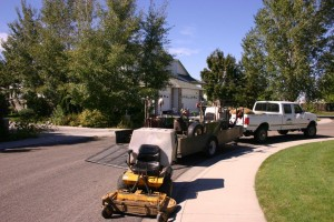 Lawn care and Mowing Boise, Meridian, Nampa